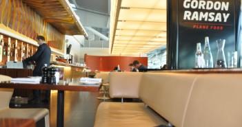 """Ресторан Гордона Рамзи """"Plane Food"""""""