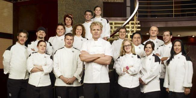 Участники восьмого сезона Адской Кухни