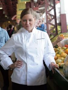 Победительница 4 сезона Адской Кухни - Кристина Макшеймер