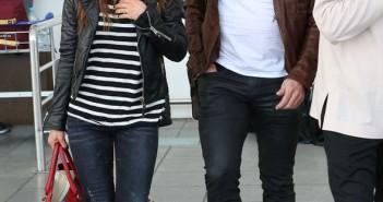 Гордон вместе со своей женой Таной